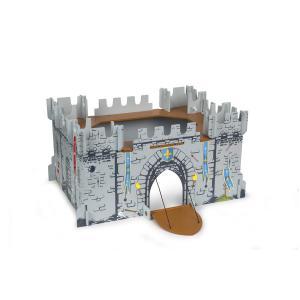 Papo - 60006 - Mon premier château - Dim. 45 cm x 30 cm x 27 cm (380718)
