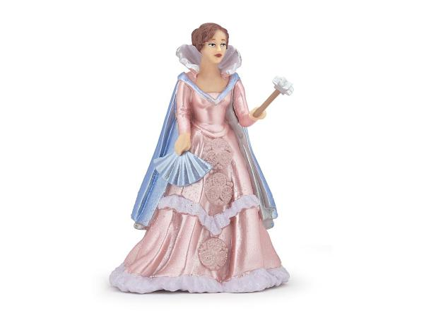 Figurine reine des fées rose