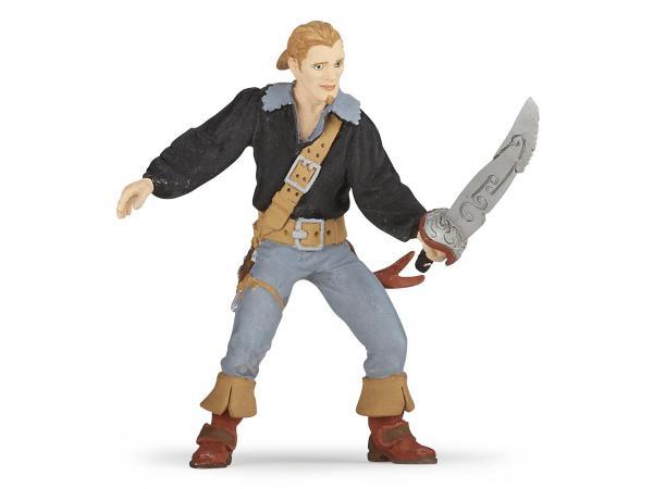 Figurine pirate héros