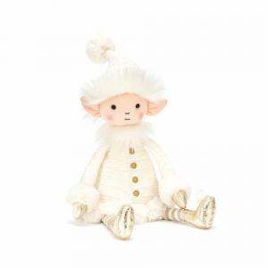Jellycat - SF2E - Snowflake Elf Medium 36 cm (380856)