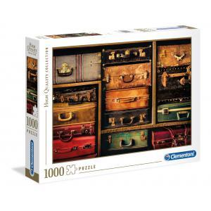 Clementoni - 39423 - Puzzle 1000 pièces  - Travel (381062)
