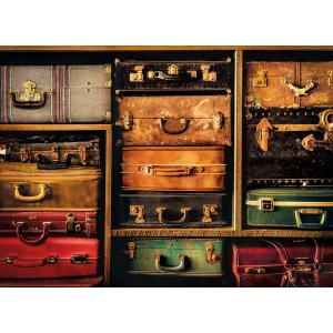 Clementoni - 39423 - Puzzles 1000 pièces high quality collection - Travel (A2x1) (381062)