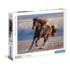 Clementoni - 39420 - Puzzles 1000 pièces high quality collection - Free Horse (A1x1) (381068)