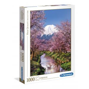 Clementoni - 39418 - Puzzles 1000 pièces high quality collection - Fuji Mountain (A1x1) (381070)