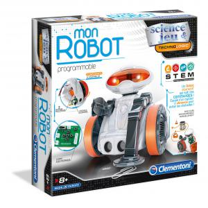 Clementoni - 52276 - Mon robot (avec capteurs) µµµ (381290)