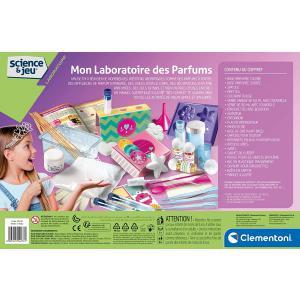 Clementoni - 52278 - Jeux scientifique - Mon Laboratoire des Parfums (381306)