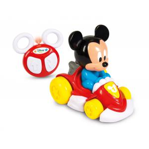 Minnie - 17232 - Voiture radiocommandée Baby Mickey (381408)