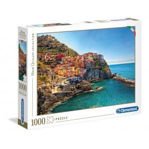Clementoni - 39452 - Puzzle 1000 pièces  - Manarola (381462)