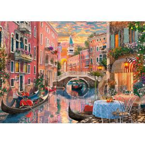 Clementoni - 36524 - Puzzle 6000 pièces - Venice Evening Sunset (381514)