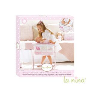 La nina - 62067 - Table a langer carlota (46x48x26 cm) (381754)