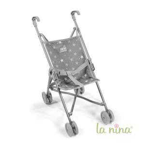 La nina - 62086 - Petite poussette. Mini gaby (27x53x41 cm) (381792)