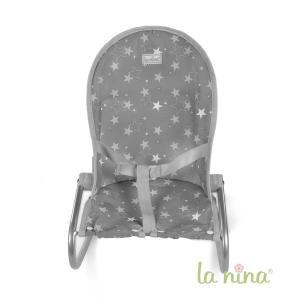 La nina - 62094 - Transat mini gaby (45x29x45 cm) (381808)
