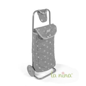 La nina - 62095 - Sac de courses mini gaby (28x59x16,5 cm) (381810)