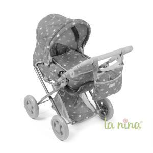 La nina - 62097 - Petit landau mini gaby (37x65x44 cm) (381814)