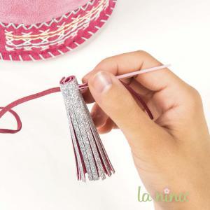 La nina - 62003 - Kit sac boho chic (381888)