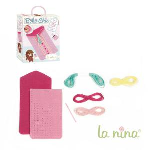 La nina - 62006 - Kit pochette telephone portable boho chic (381894)