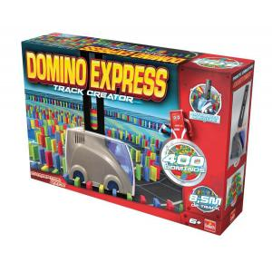 Goliath - 81029.004 - Domino Express Track Creator+400 dominos (382548)