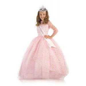 Upyaa - 430257 - Panoplie sur cintre Miss France Deluxe 5-7 ans (382724)