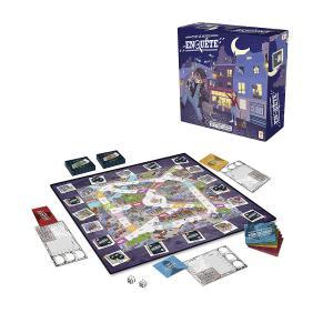 Topi Games - TME-519001 - Tout le monde enquete - Format Grand (26,5 x 26,5 x 7,5) (382860)