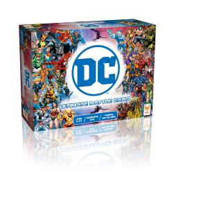 DC Comics - DC-WB-579001 - Justice league ultimate battle cards - Format Moyen (16,5 x 22 x 5) (382862)