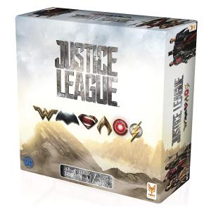 DC Comics - JLA-559001 - Justice League - le jeu - Format Grand (26,5 x 26,5 x 7,5) (382864)