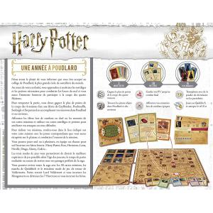 Topi Games - HAR-609001 - Harry potter une annee a poudlard - Format Grand (26,5 x 26,5 x 7,5) (382868)