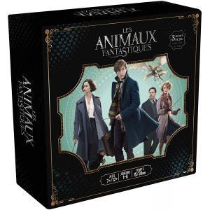 Topi Games - ANF-569001 - Les animaux fantastiques  - le jeu - Format Grand (26,5 x 26,5 x 7,5) (382870)