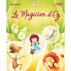 Sassi - 608682 - Livre à découpes - Le Magicien d'Oz (382876)