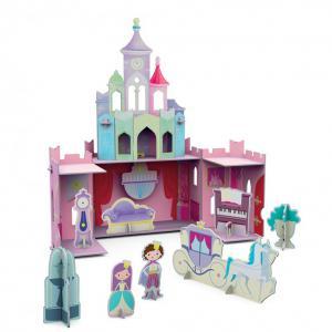 Sassi - 9030 - Maquette 3D - Le château des princesses (382882)