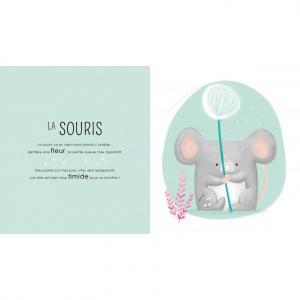 Sassi - 8514 - Livre sonore - Les petits habitants de la campagne (382886)