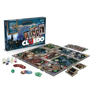 Winning moves - 0984 - Cluedo harry potter (382900)