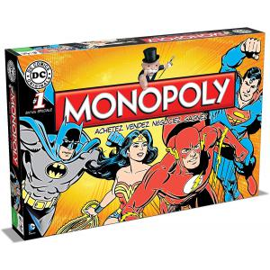Winning moves - 0971 - Monopoly dc comics (382910)