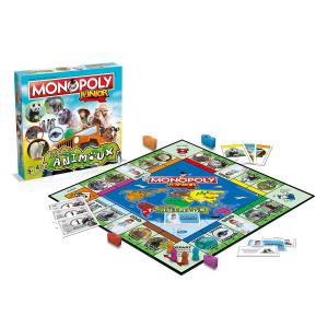 Winning moves - 0987 - Monopoly junior bebes animaux (382926)
