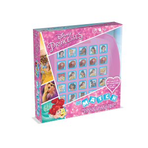Winning moves - 0597 - Match disney princesses (382958)