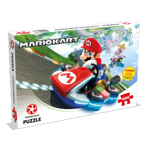 Winning moves - 2948 - Puzzle mario-kart - 1 000 pieces (382982)