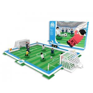 Megableu editions - 7910 - Nanostar terrain foot Olympique de Marseille (383078)