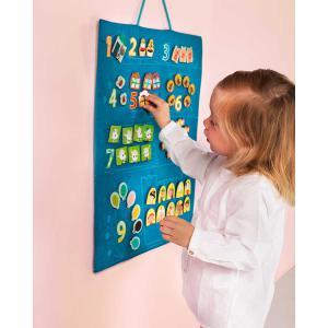 Lilliputiens - 83079 - Panneau J'apprends à compter (383106)