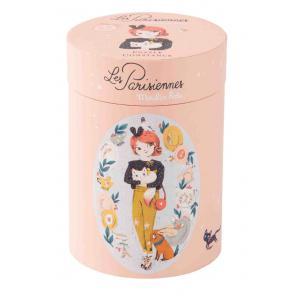 Moulin Roty - 642543 - Puzzle Constance (65 pièces) Les Parisiennes (383280)