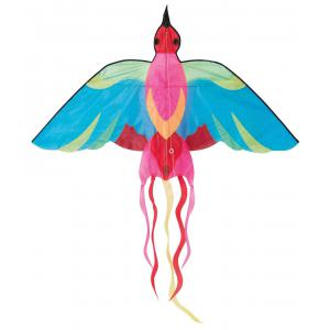 Moulin Roty - 713133 - Cerf-volant oiseau Aujourd'hui c'est mercredi (383288)