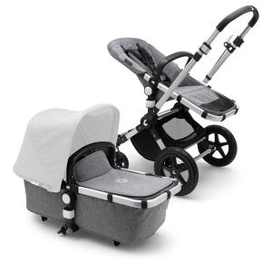 Bugaboo - 230155GM01 - Bugaboo Cameleon³plus ALU base Gris chiné (383444)