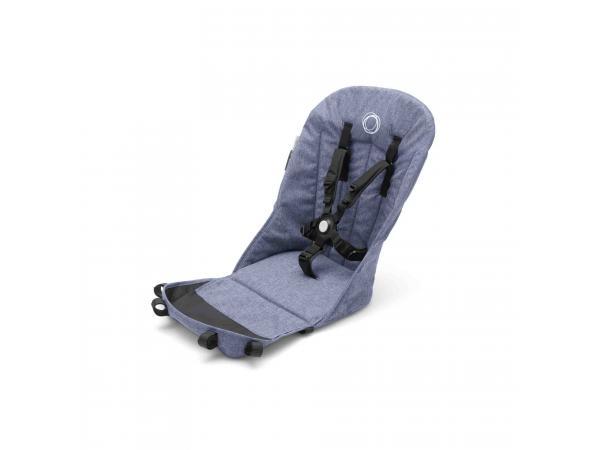 Cameleon³plus habillage de siège bleu chinÉ