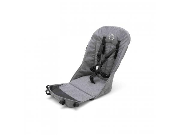 Cameleon³plus habillage de siège gris chinÉ