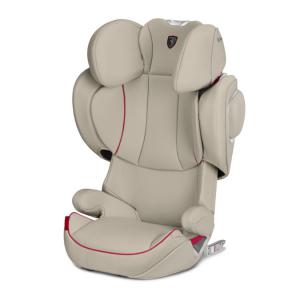 Cybex - 519000029 - Siège auto SOLUTION Z-FIX Silver Grey - beige clair (383790)