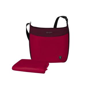 Cybex - 519000371 - Sac à langer Racing Red - rouge (383814)