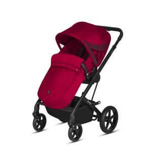 Cybex - 519000367 - Chancelière poussette Racing Red - rouge (383818)