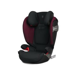 Cybex - 519000221 - Siège auto SOLUTION S-FIX Victory Black - noir (383844)