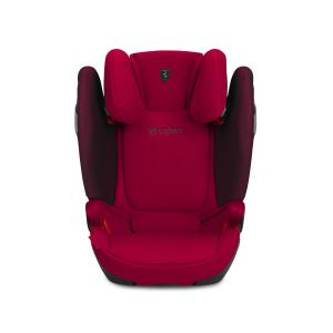 Cybex - 519000223 - Siège auto SOLUTION S-FIX Racing Red - rouge (383846)