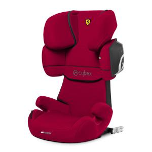 Cybex - 519000247 - Siège auto SOLUTION X2-FIX Racing Red - rouge (383874)