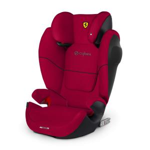 Cybex - 519000251 - Siège auto SOLUTION M-FIX SL Racing Red - rouge (383878)