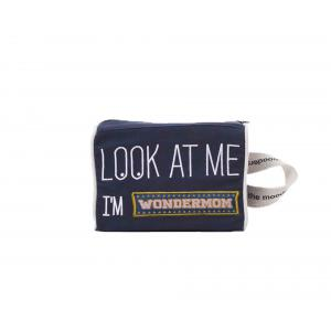 Mooders - BU210 - Trousse Moodcase marine Patch WONDERMOM (384388)